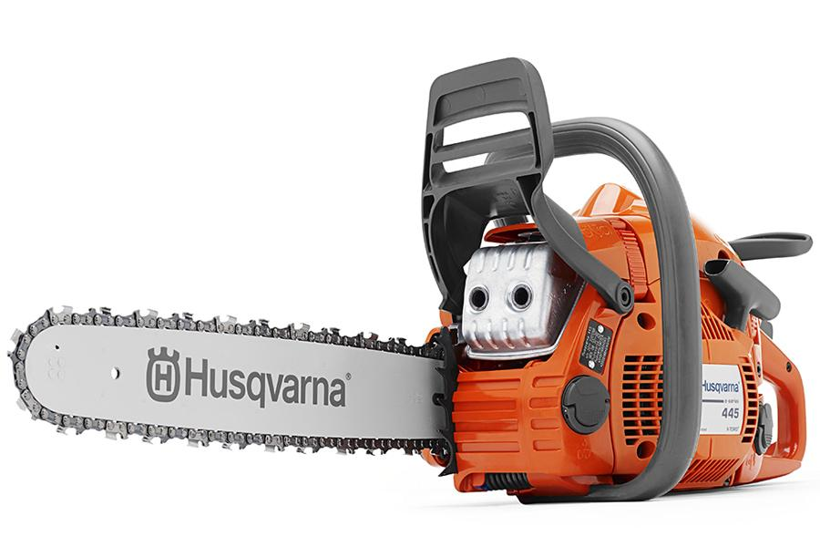 Husqvarna 445 e-series TrioBrake moottorisaha
