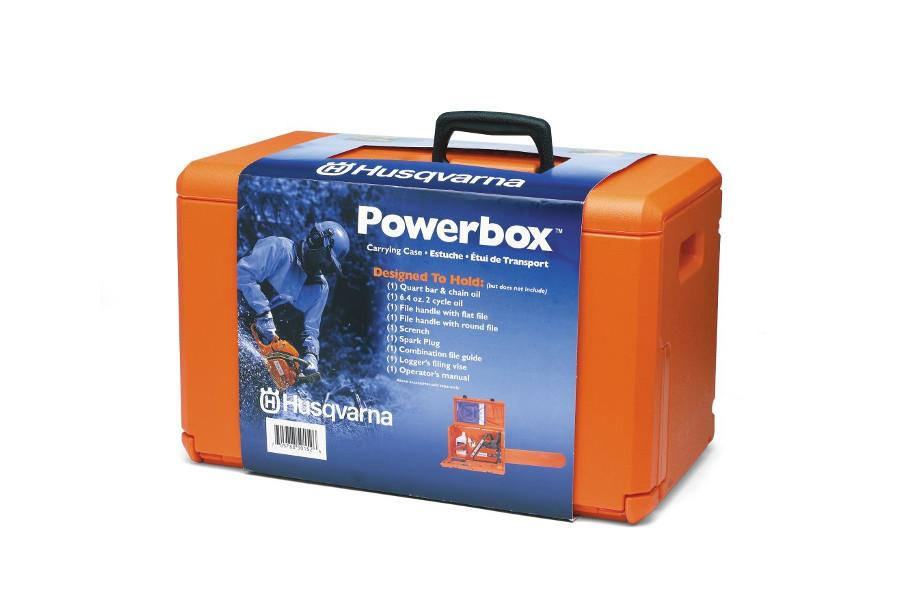 Husqvarna Power Box sahalaatikko