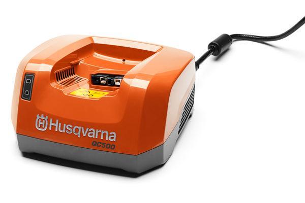 Husqvarna QC500 akkulaturi