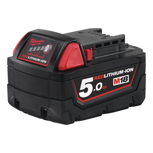 Milwaukee M18 B5 5,0Ah akku