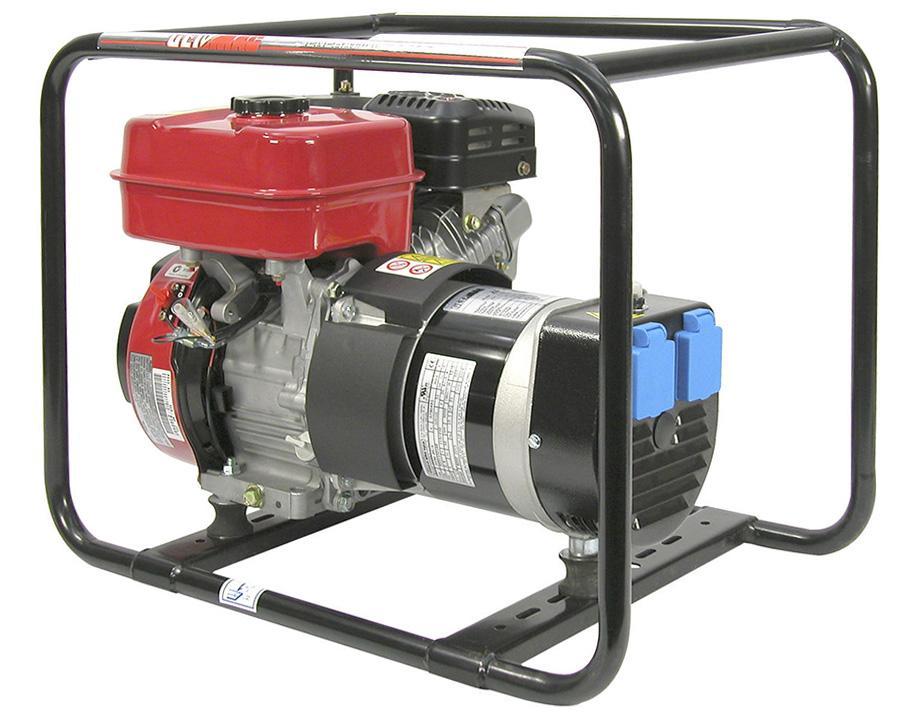 Genmac ZIP 2500R 2,5 kW aggregaatti