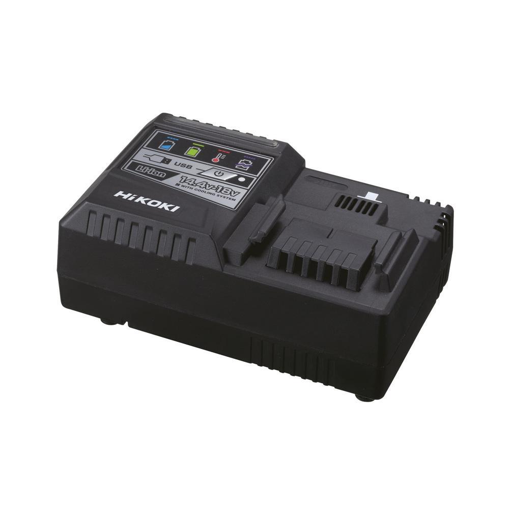 Hikoki UC18YSL3 USB pikalaturi 14,4V/18V