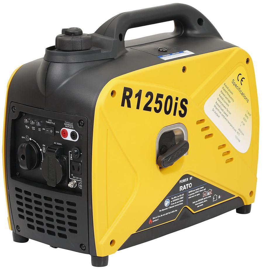 Rato R1250iS invertteri-aggregaatti 1,1 kW