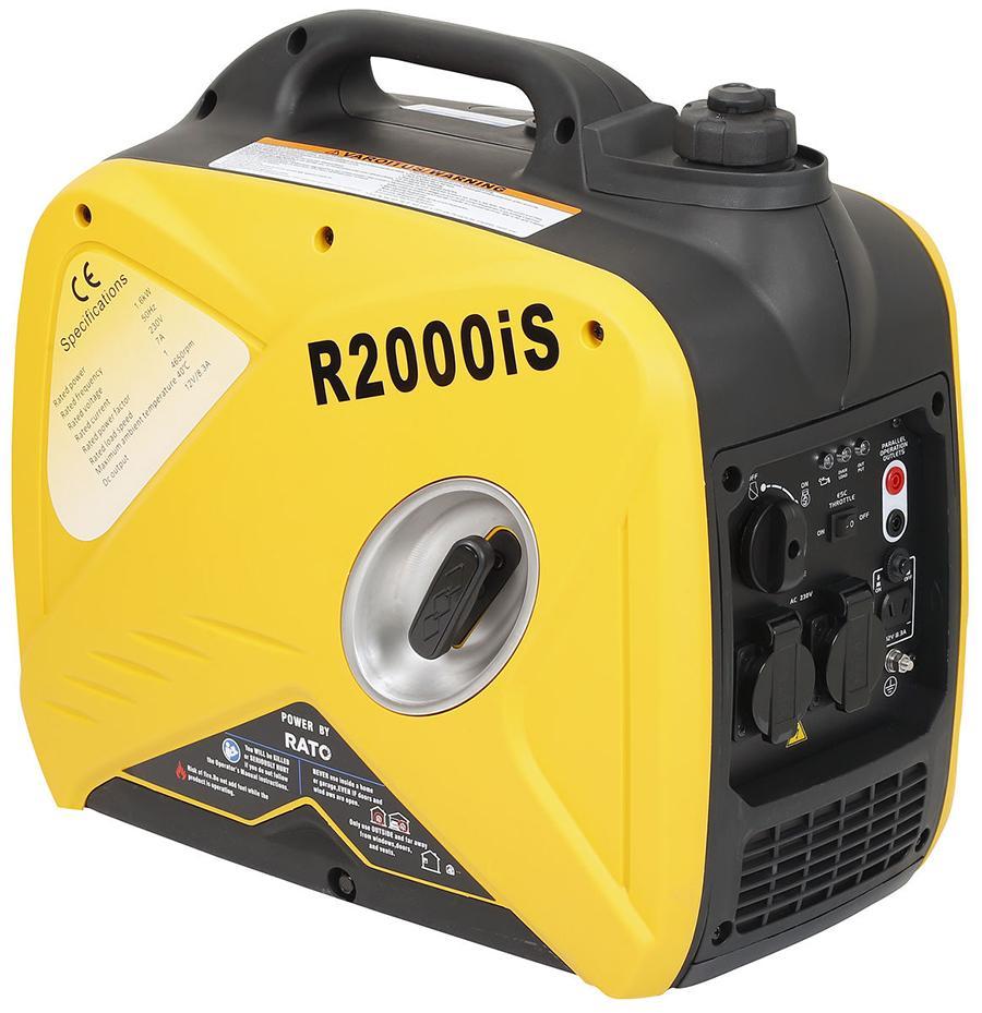 Rato R2000iS 1,8 kW invertteri-aggregaatti