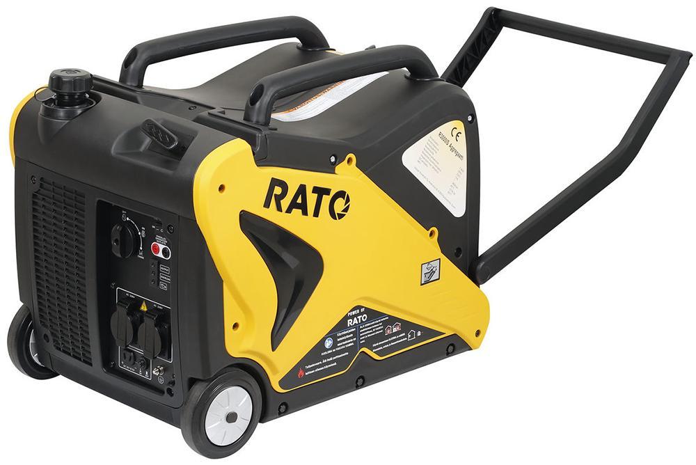 Rato R3000iS 3,1kw invertteri-aggregaatti