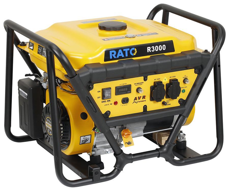 Rato R3000 3,0 kW AVR aggregaatti