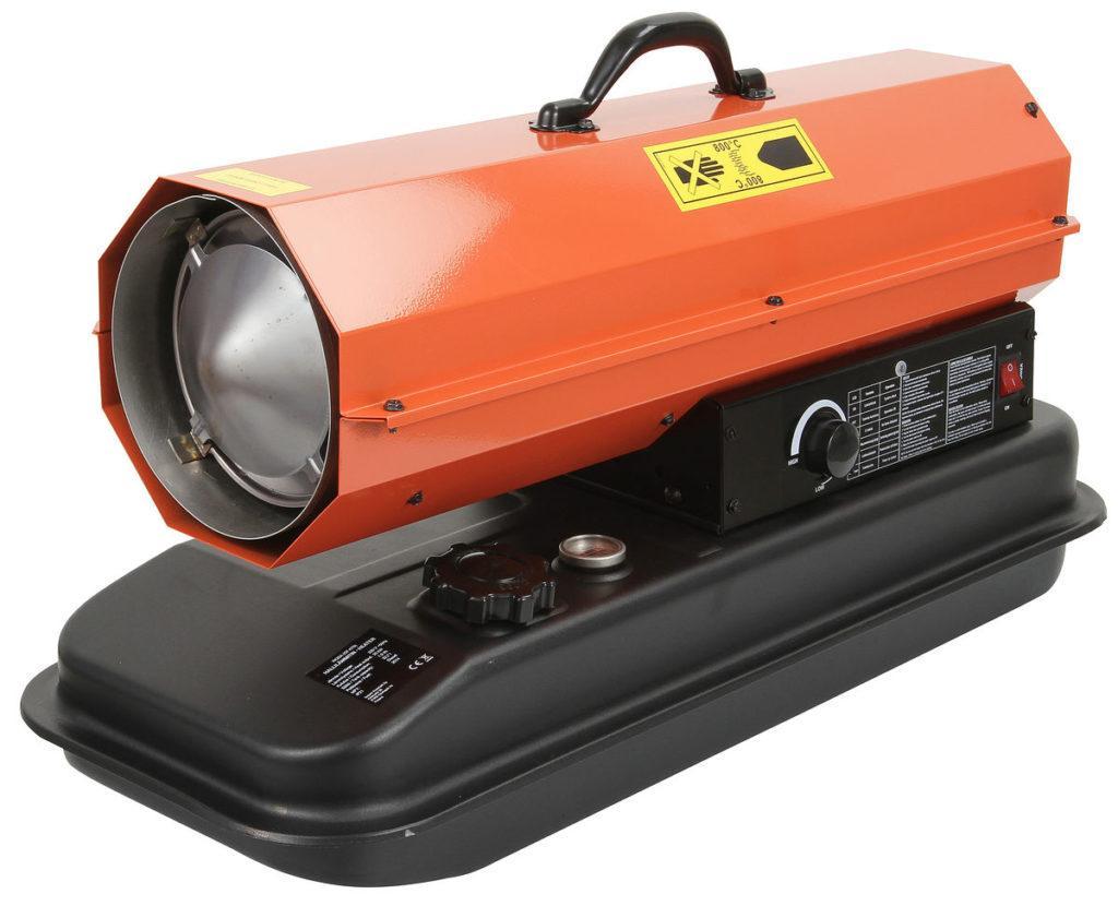 Hallilämmitin öljy 20 kW 230 V