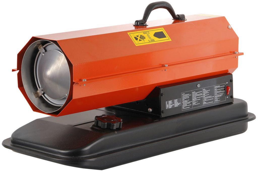 Hallilämmitin öljy 15 kW 230 V