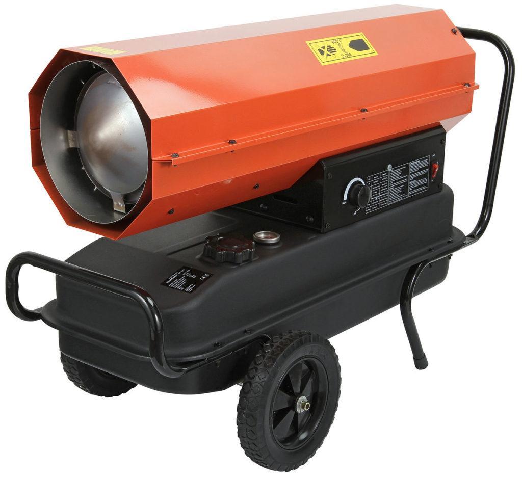 Hallilämmitin öljy 30 kW 230 V