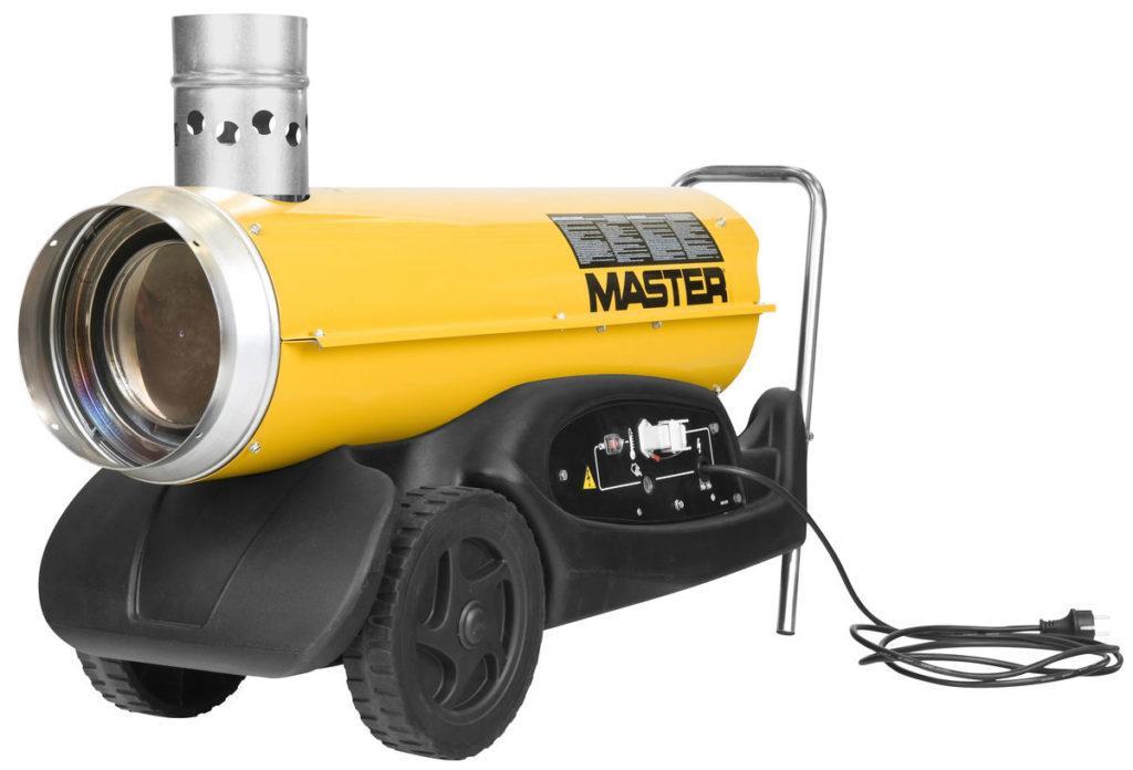 Master hallilämmitin 20 kW BV 77E
