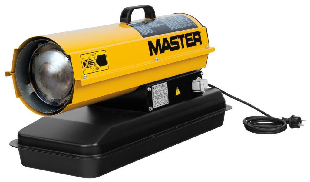 Master hallilämmitin 10 kW B 35CED