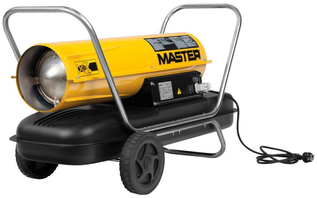 Master hallilämmitin 29 kW B 100CED