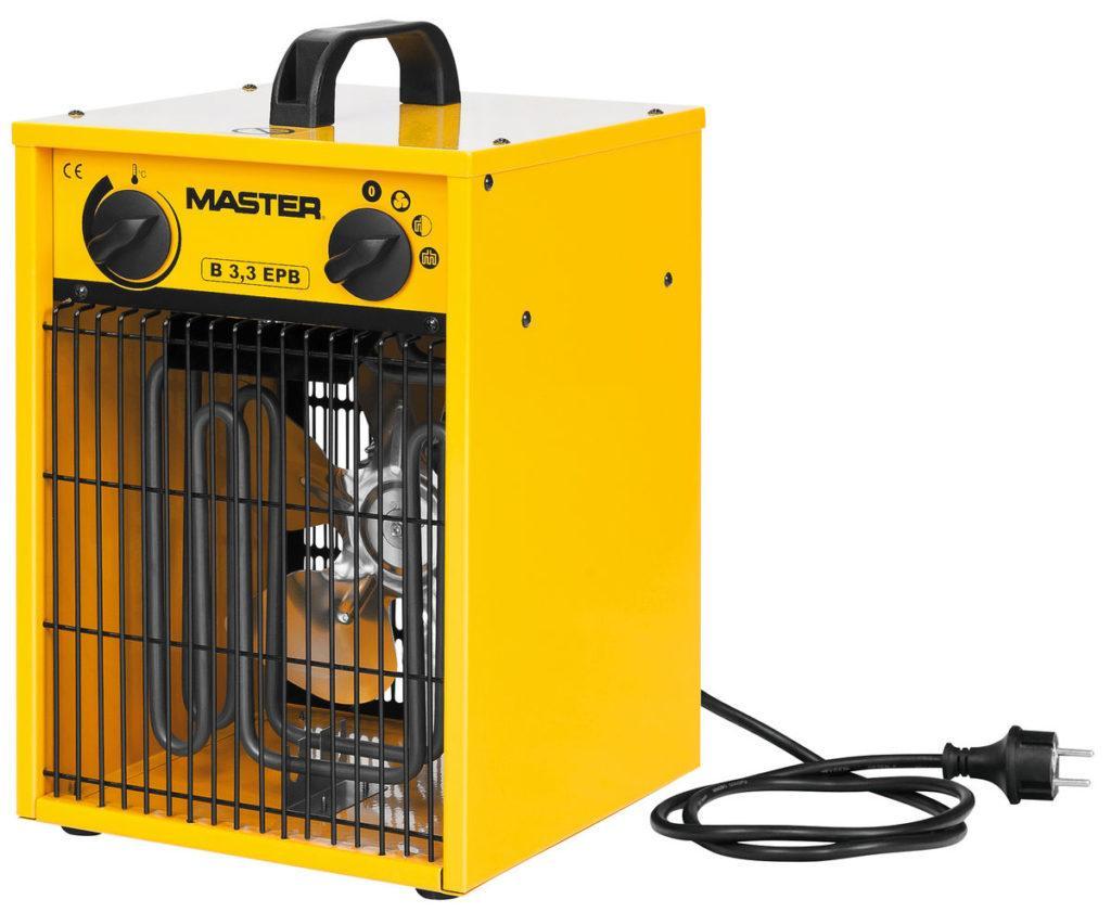 Master sähkölämmitin 3,3 kW B 3,3EPB