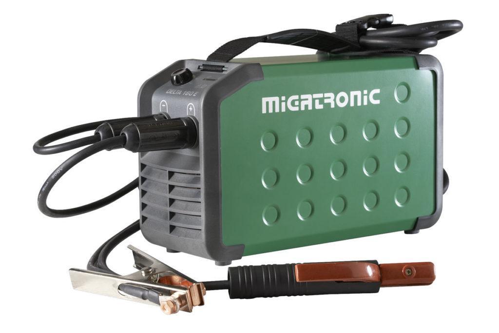 Migatronic Delta 160E puikkohitsausinvertteri