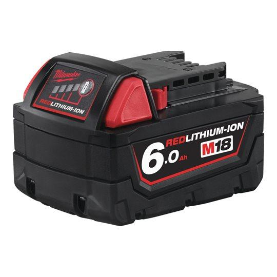 Milwaukee M18 B6 6,0 Ah akku