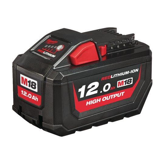 Milwaukee M18 HPB 12 Ah High Output akku