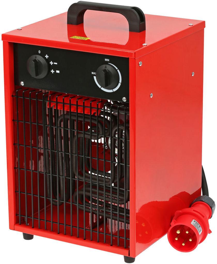 Sähkölämmitin 5,0 kW Meganex