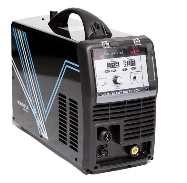 Wameta CUT 100 CNC Pro plasmaleikkuri
