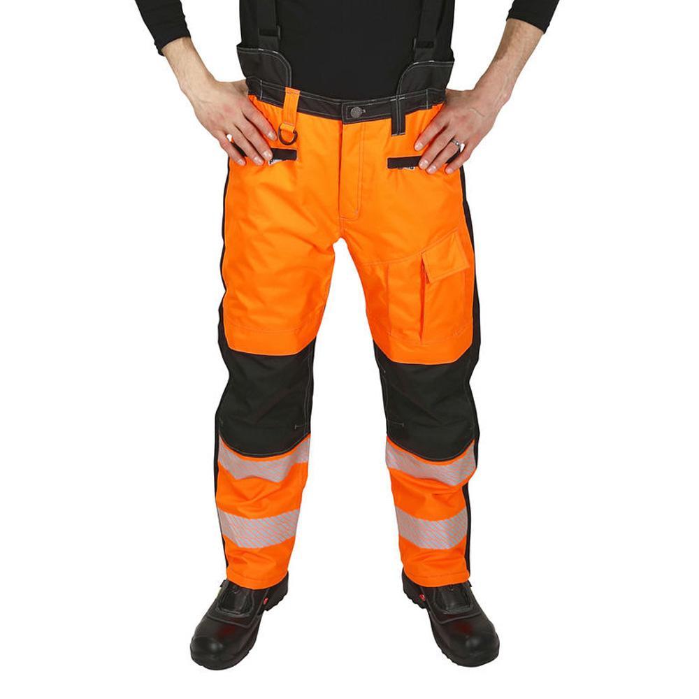 Patron Ametisti talvihousut oranssi