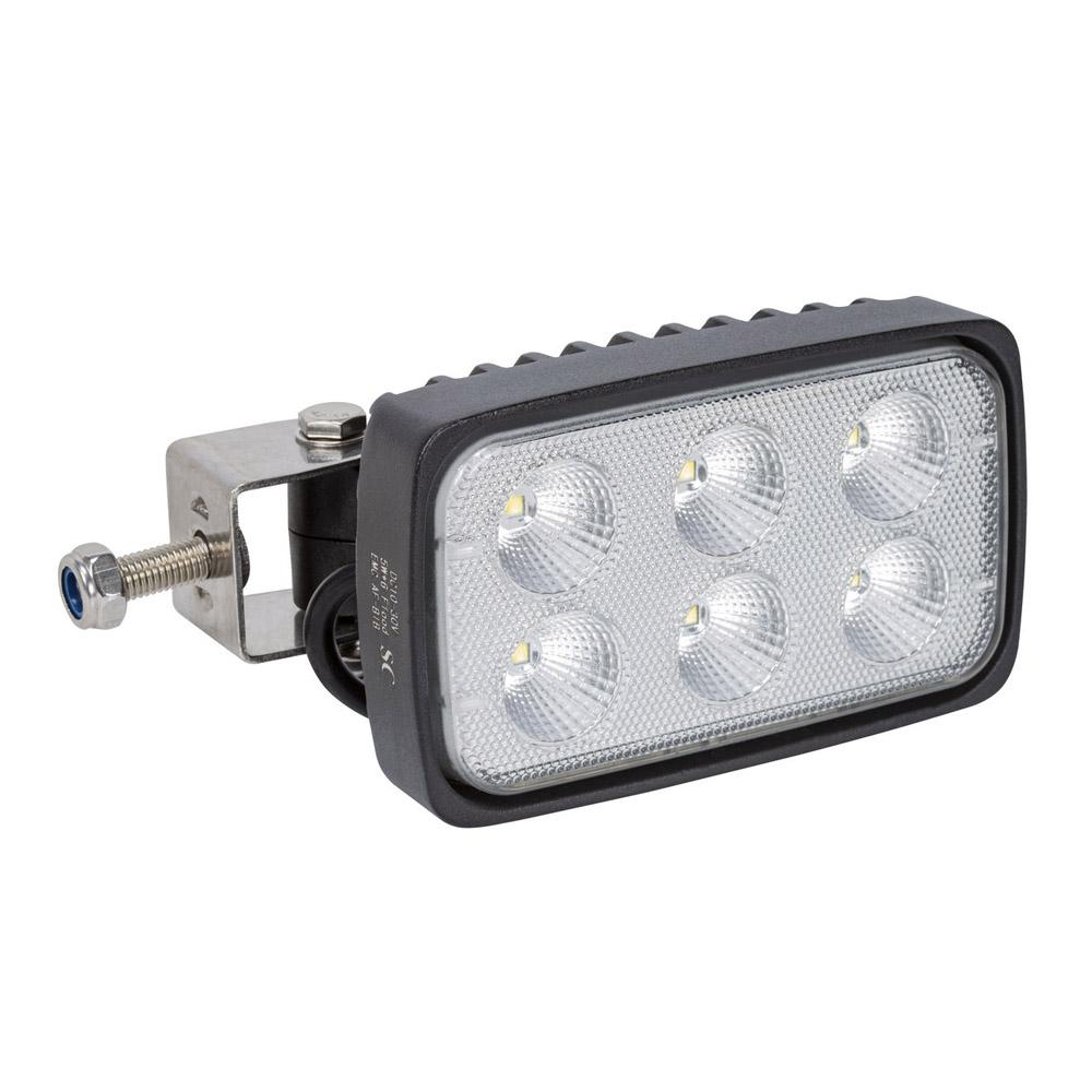 Magna 2400S sivukiinnitteinen LED työvalo