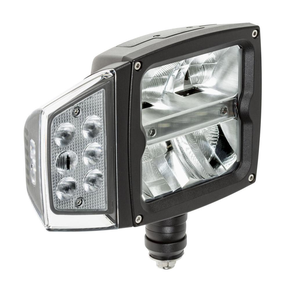 Glacies 8H E-hyväksytty LED auravalo