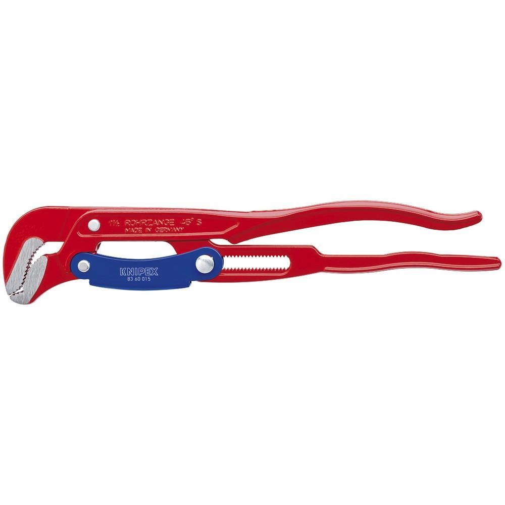 Knipex putkipihdit pikasiirrolla 420mm S-tyyppi 83 60 015