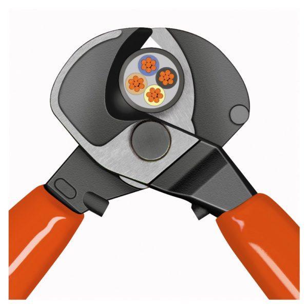 Knipex kaapelileikkuri 165 mm 95 11 165