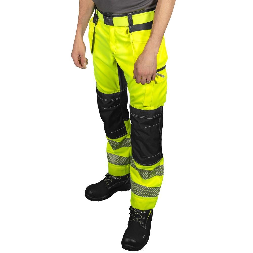 Patron Triton Stretch RT housut keltainen