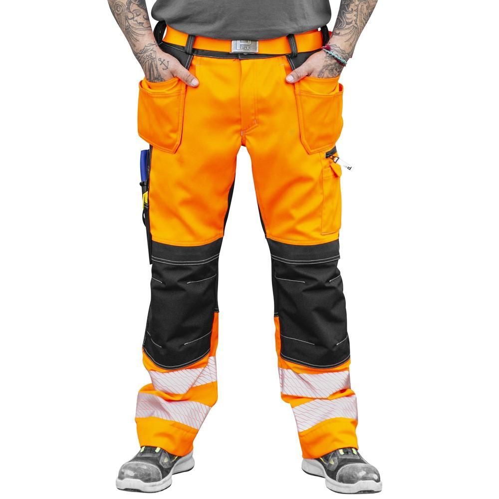 Patron Triton Stretch RT housut oranssi