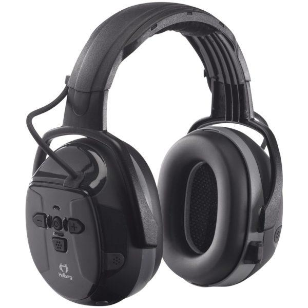 Hellberg Xstream Bluetooth kuulonsuojaimet SNR 29 kuuleva