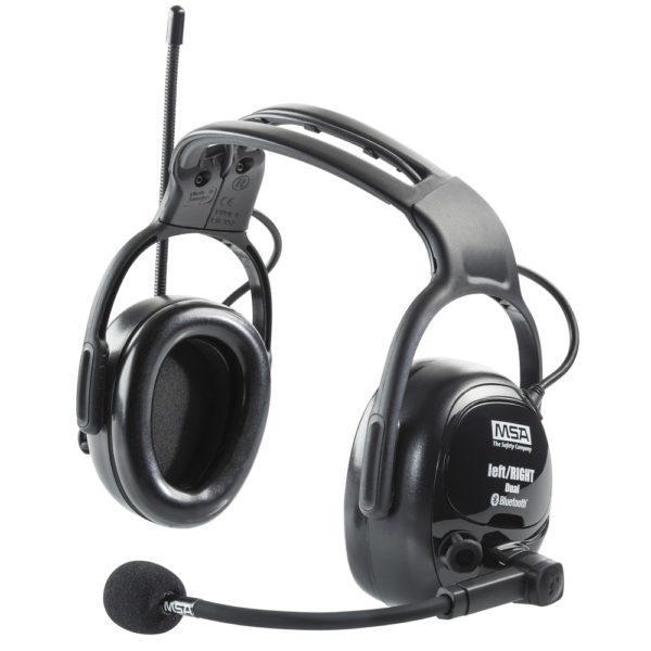 MSA left/RIGHT Bluetooth SNR 28 kuulonsuojaimet