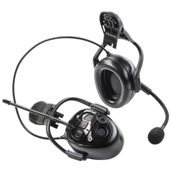 MSA left/RIGHT Bluetooth SNR 28 kuulonsuojaimet kypärämalli