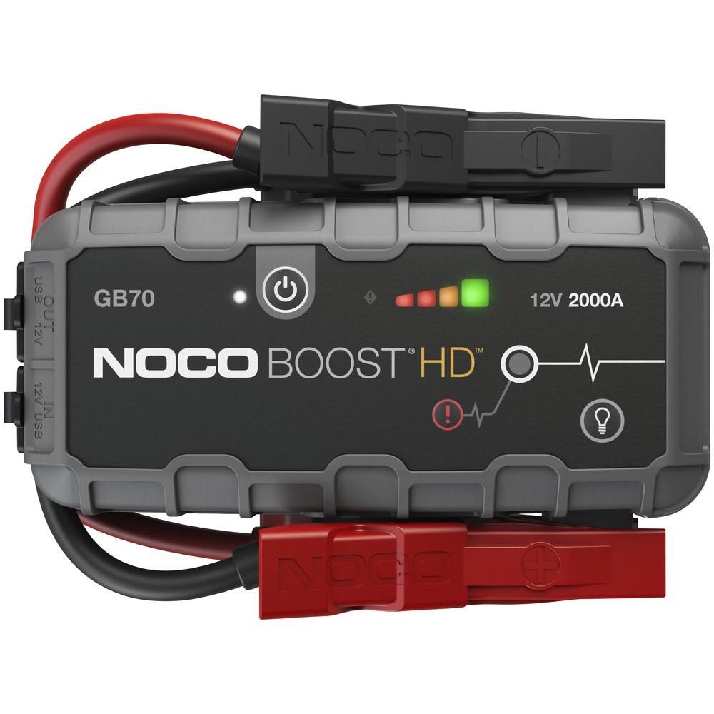 Noco Boost HD GB70 12V 2000A varavirtalähde / apukäynnistin