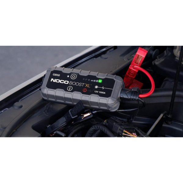 Noco Boost XL GB50 12V 1500A varavirtalähde / apukäynnistin
