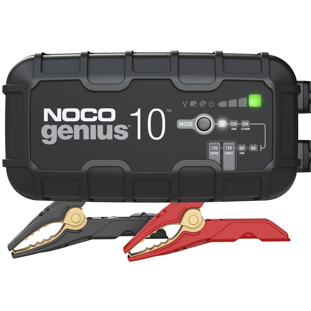 Noco Genius 10 6 / 12V 10A akkulaturi
