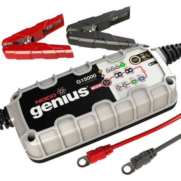 Noco Genius G15000 12 / 24V 15A akkulaturi