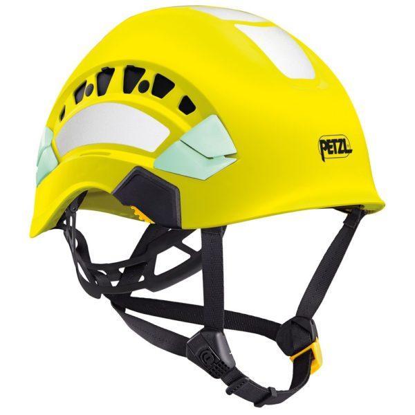 Petzl Vertex Vent Hi-Vis keltainen suojakypärä