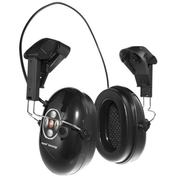 Silenta Silentex Natural Cap SNR 25 kuulonsuojaimet kypärämalli kuuleva