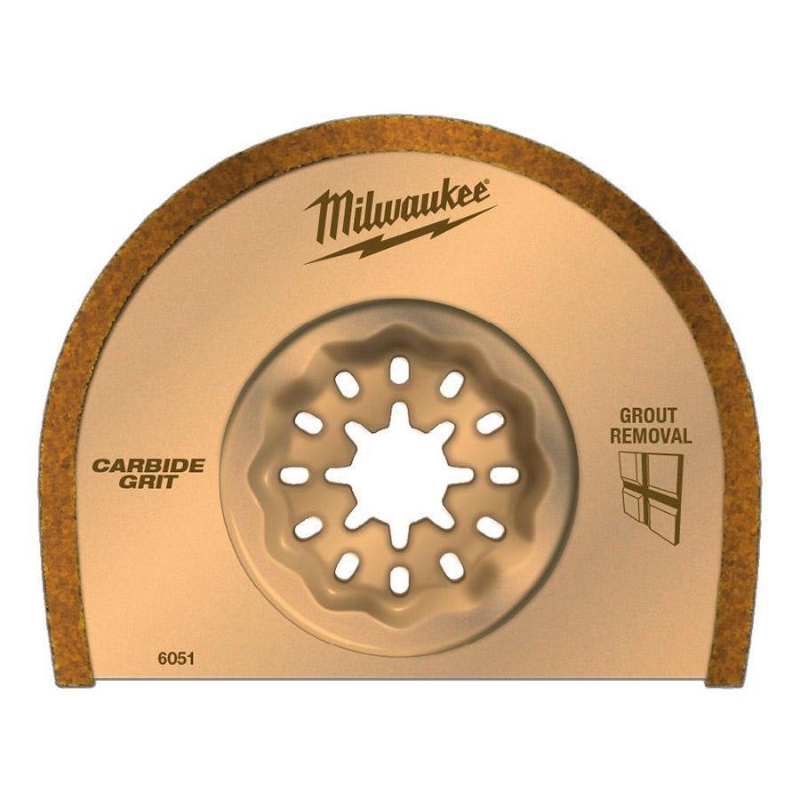 Milwaukee karbidinen laastinpoistoterä SL TCG 75 x 2,2 mm