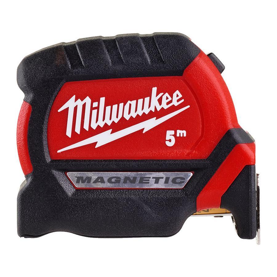 Milwaukee Gen 3 magneettinen rullamitta 5 m / 27 mm