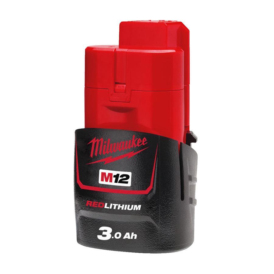 Milwaukee M12 B3 3,0 Ah akku