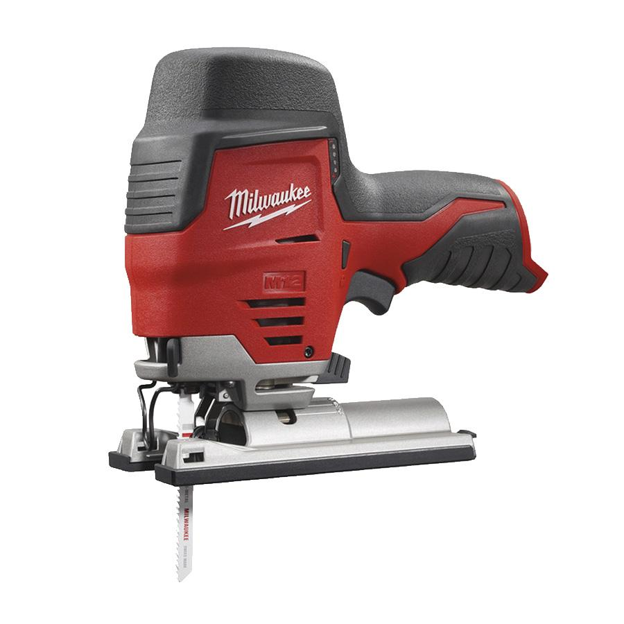 Milwaukee M12 JS-0 pistosaha runko