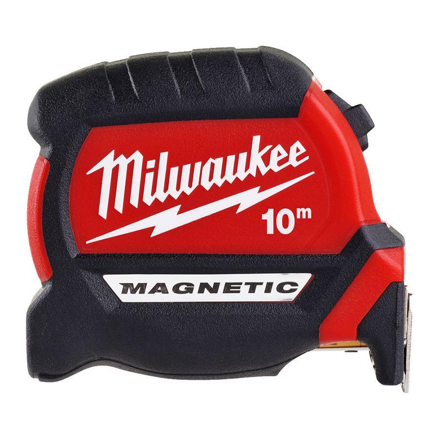 Milwaukee magneettinen rullamitta 10 m / 27 mm