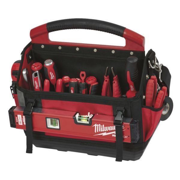 Milwaukee Packout työkalulaukku 40 cm (ei sis. työkaluja)