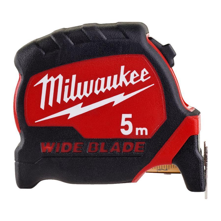Milwaukee Premium rullamitta leveä 5 m