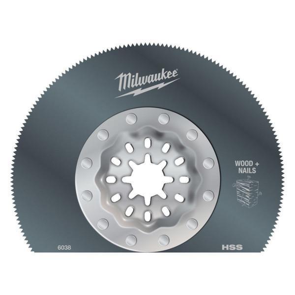 Milwaukee segmenttiterä SL 85 x 20 mm