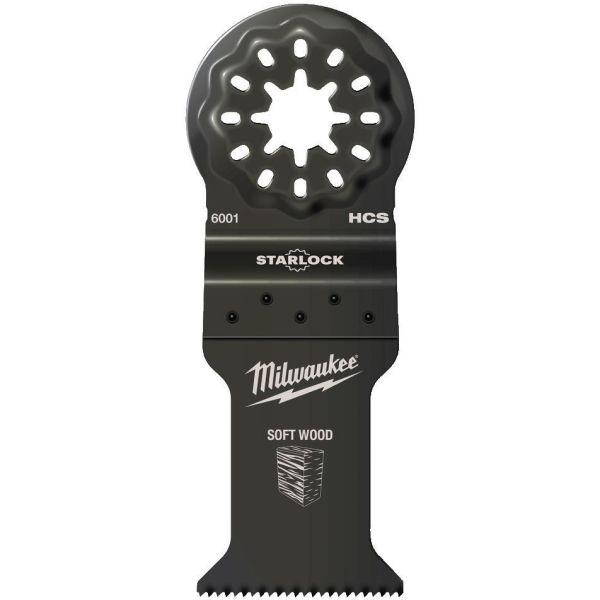 Milwaukee upposahanterä SL W35x42 mm