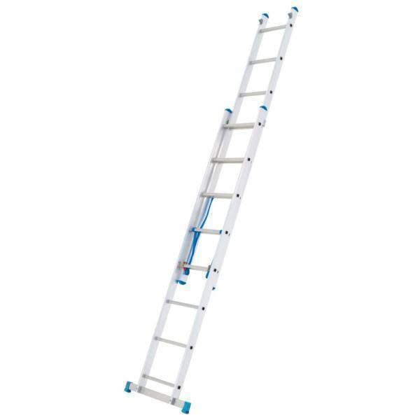 Starline jatko- / A-tikkaat 0,7 m x 3,95 m 6,8 kg