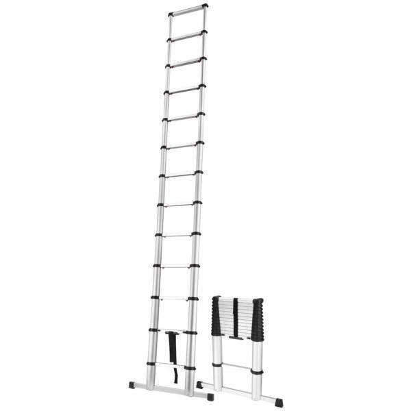 Teleskooppitikkaat 3,8 m prof.